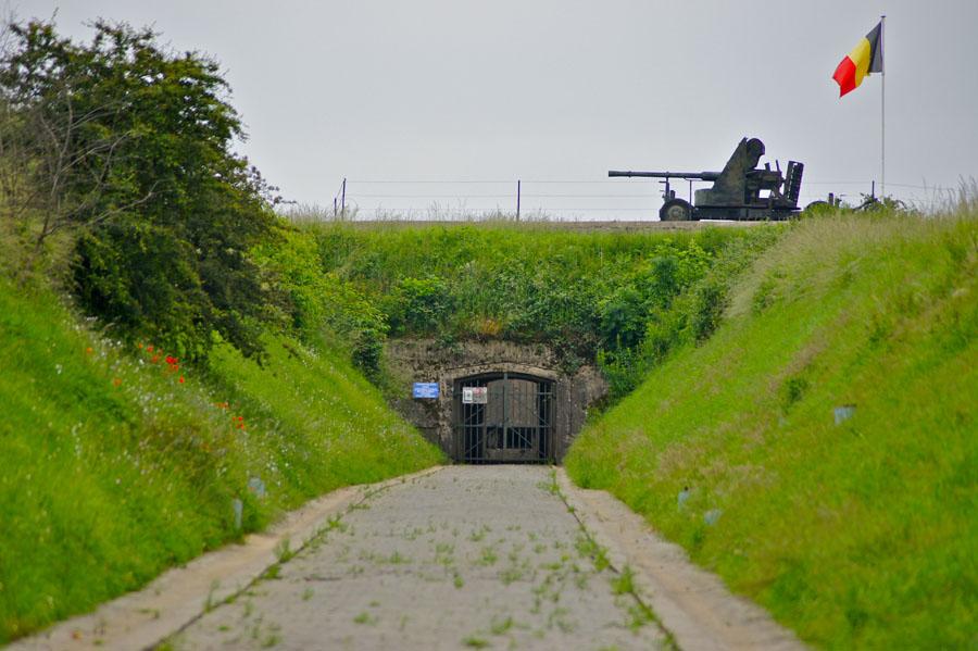 """Fort """"Aubin-Neufchâteau"""""""