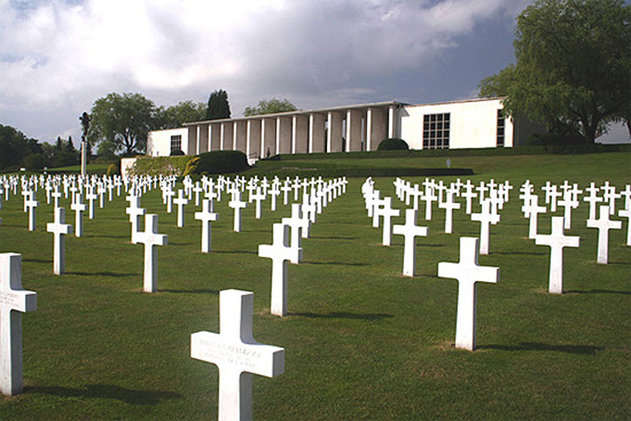 "The ""Henry-Chappelle"" American Cemetery"