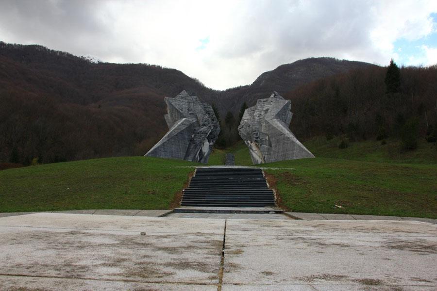 Tjentište – Battle of the Sutjeska