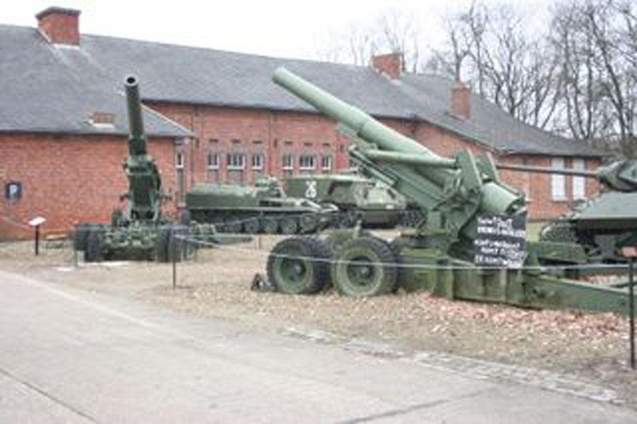 Leopoldsburg Military Museum