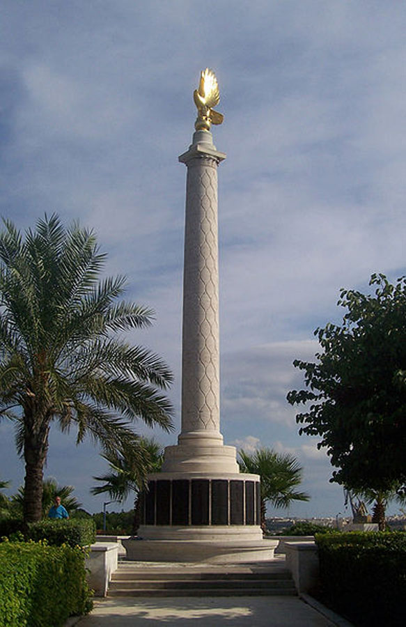 px floriana war memorial
