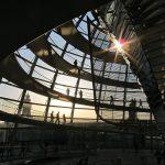 px Reichstag sunset