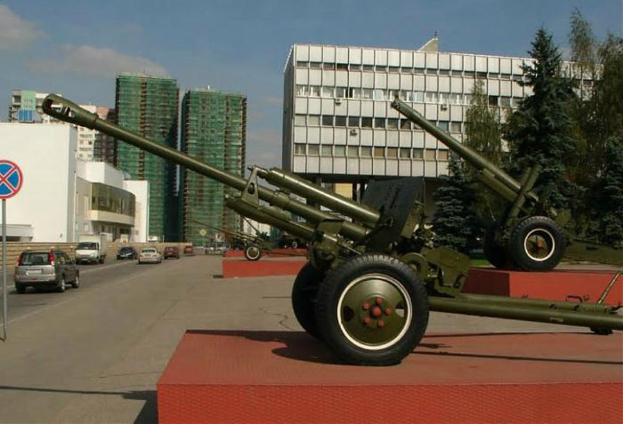 defence of moscow museum