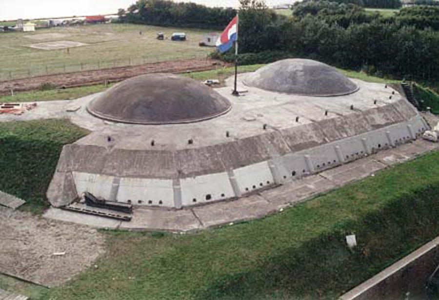 fort 1881 hoek van holland