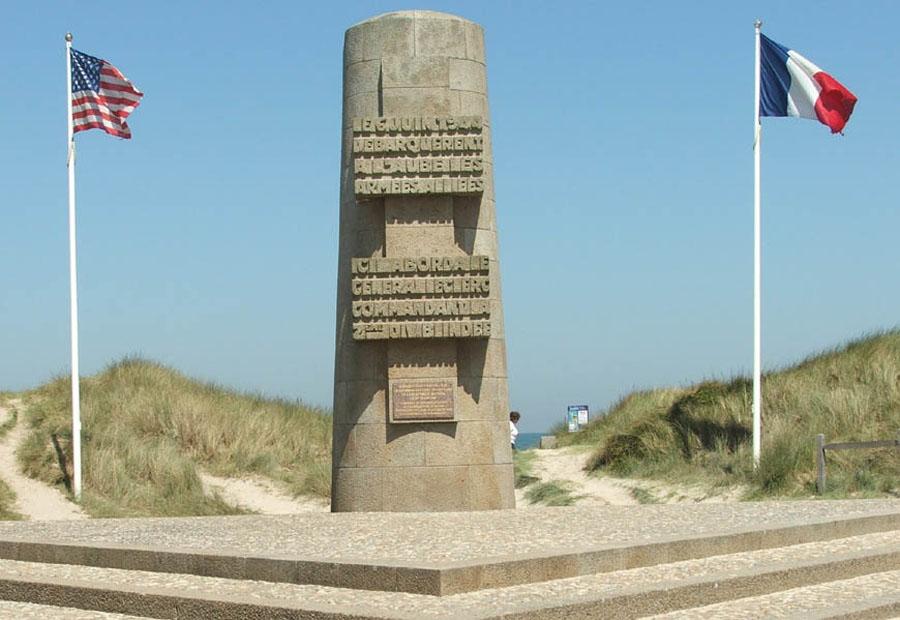 leclerc monument