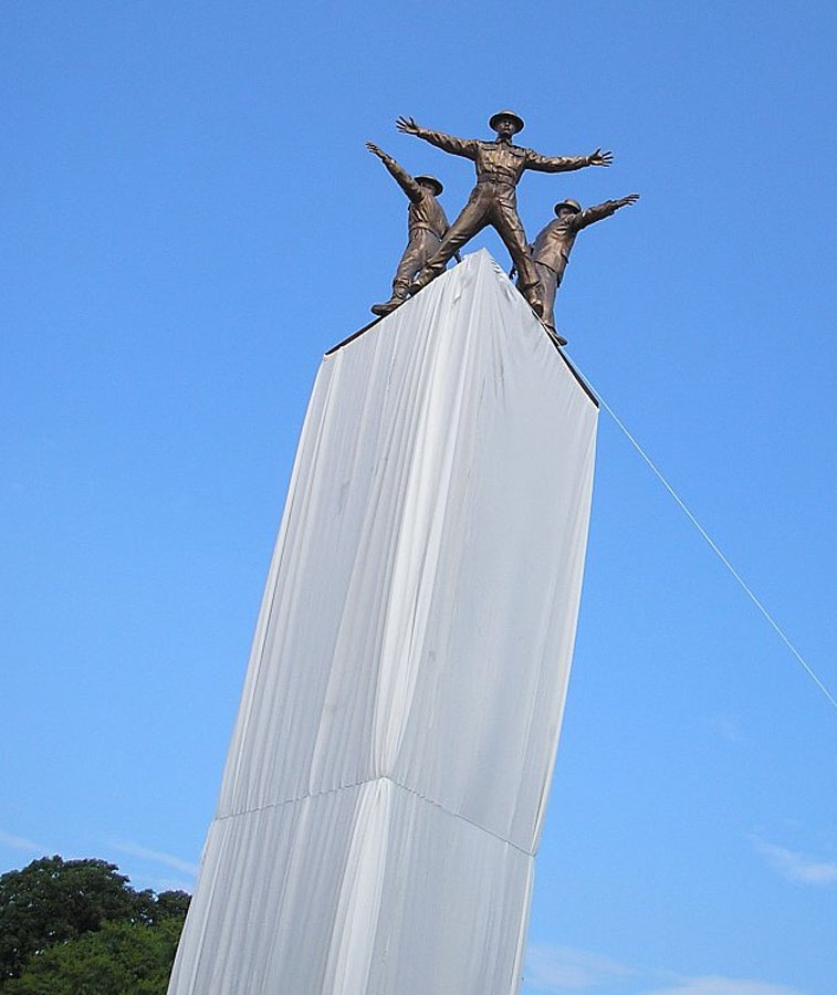 monument antropoid