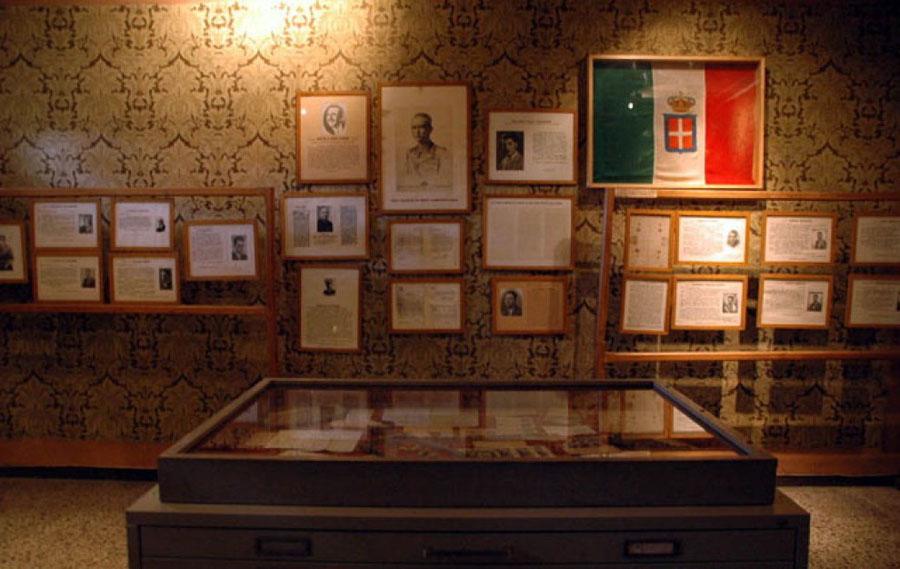 museo liberazione di roma