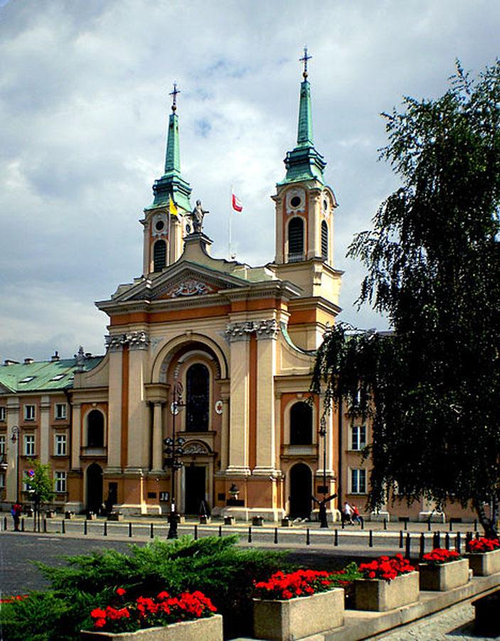 polish cathedral