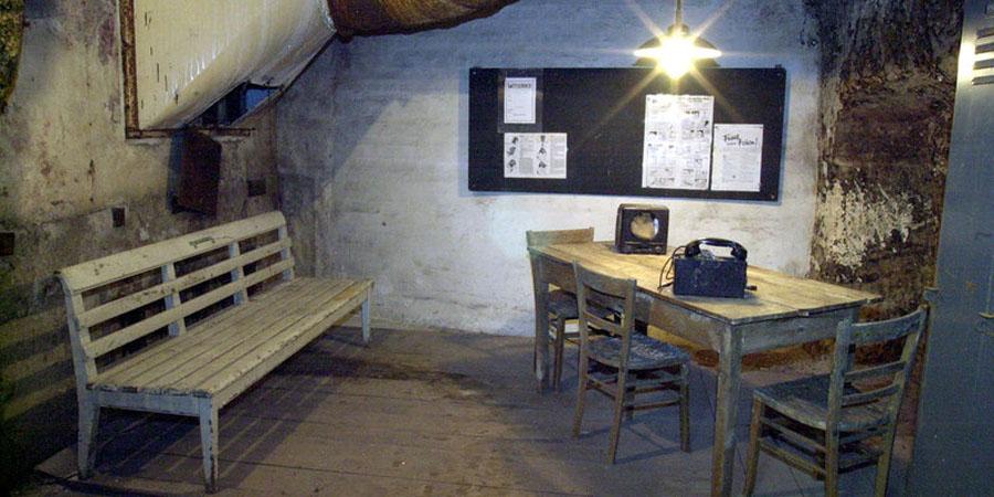 world war  art bunker