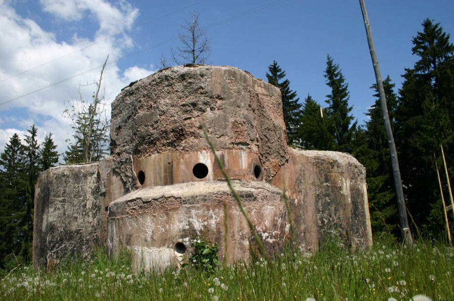 ziri utrdba rupnikove linije bunker