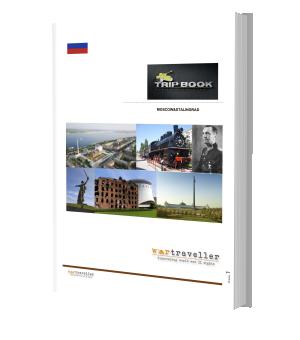 Trip Book: Moscow & Stalingrad